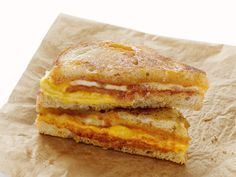 #FNMag's Three-Cheese Grilled Cheese for the whole family to enjoy!
