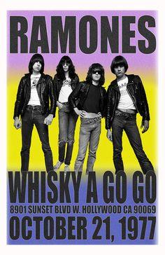 Ramones Poster Pub Decor Pinterest Poster Ramones