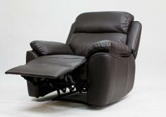 FOTEL TV Relax, Bujany, Obrotowy, Elektryczny Bostonsofa - skórzane meble wypoczynkowe.