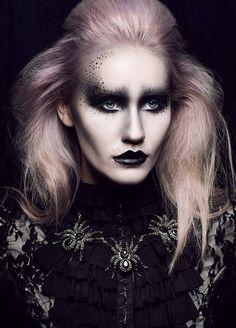 MakeUp  Hair -(Shonagh Scott) Photography - Martin Higgs Retoucher - Stefka Pavlova | Stylist - Rachelle Hungerford-Boyle