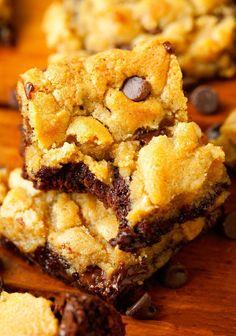 Ooey Gooey Brookies  FoodBlogs.com