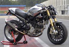 Ducati monster customized
