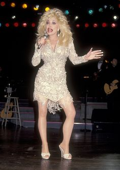 Dolly Parton Style Evolution