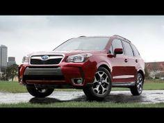 All New 2015 Subaru Forester SUV