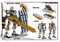 RX-78AL Atlas Gundam - Gundam Kits Collection News and Reviews
