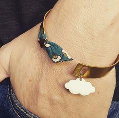 Bracelets, Jewelry, Fashion, Clouds, Jewerly, Moda, Jewlery, Fashion Styles, Schmuck