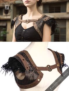 SteamGoth brown shrug