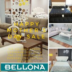Happy Mother's Day SALe  219-221 High Street Lewisham-SE13 6LY & ...  £500 discount in Bellona Bedroom set on full price - £300 discount in Bellona sofa set on full price!