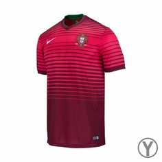 Nike Portugal 2014/2015 Youth Home Stadium Jersey (Small and Medium only)