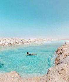 Salt lake - Siwa