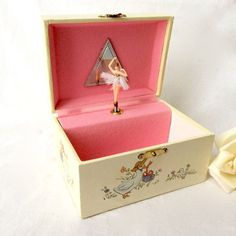 Holly Hobbie Music Jewelry Box Holly hobbie Music jewelry and Box