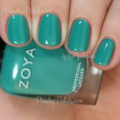 Zoya Cecilia | Summer 2015 Island Fun Collection | Peachy Polish