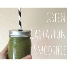 Much.Most.Darling.: Power Greens Lactation Smoothie