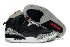 http://www.jordanaj.com/low-cost-air-jordan-spizike-35-retro-mens-shoes-black-cemenst-grey.html LOW COST AIR JORDAN SPIZIKE 3.5 RETRO MENS SHOES BLACK CEMENST GREY Only $92.00 , Free Shipping!