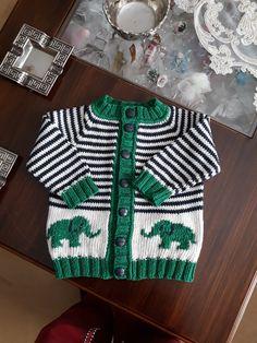 Knitting Patterns Boys, Knitting For Kids, Baby Patterns, Baby Knitting, Cardigan Pattern, Crochet Cardigan, Knit Crochet, Knit Baby Sweaters, Baby Slippers