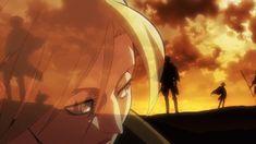 Attack on Titan (Shingeki no Kyojin) Female Titan, Annie Leonhart, Anime Reviews, Titans, Attack On Titan, Manga, Wallpaper, Shingeki No Kyojin, Manga Anime