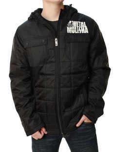 Metal Mulisha Men's Psyclone Full Zip Insulated Jacket