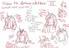 Clothes Tutorial 3 by Otackoon on deviantART