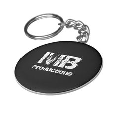 MB Productions Keychain