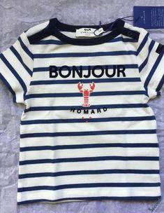 45dd4b51c9ec5 T-shirt 12 mois à Versailles  Occasion Cyrillus – Seconde histoire