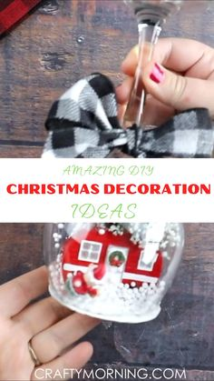 Best DIY Christmas Decoratıon 2020 #christmas Christmas Decorations To Make, Christmas Projects, Christmas Crafts, Christmas Ornaments, Christmas Jewelry, Christmas Decorations, Christmas Decor