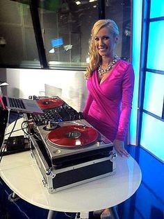 DJ Jen Jones fires up my barbie