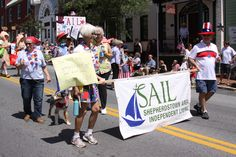 INSURANCE OUTFITTERS is pleased to share our photos of Shepherdstown's annual Independence Day parade.   Locally Inspired Insurance®  Since March 3, 1989! www.InsuranceOutfitters.com