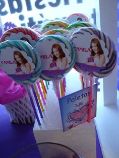 violetta de disney birthday party ideas