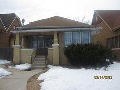 Cute 4bd/1.5ba single family home with 2.5 car detached garage, rear deck, full basement. 3/15/13.