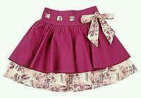 ru p = 4696744 - - Frocks For Girls, Little Girl Dresses, Toddler Outfits, Kids Outfits, Toddler Girls, Baby Skirt, Kids Frocks Design, Baby Dress Patterns, Skirts For Kids