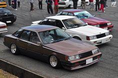 KAMEKICHI 日産 F30 レパード // ミカミオート旧車ミーティング KAMEKICHI Nissan F30 Leopard //
