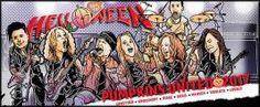 Helloween - Újra összeáll a klasszikus felállás a jövő októberben startoló turnén