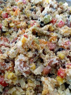Cornbread Confetti Salad 2
