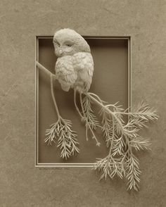 Paperart38 in Showcase of Amazing Paper Made Artworks and Sculptures