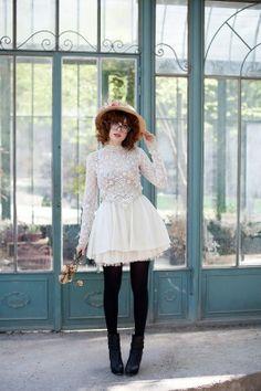 """Louise Ebel - """"Miss Pandora"""""""