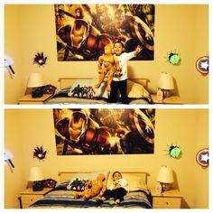 Avengers Themed Room Avengers Fathead Avengers Night