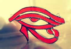 stained glass of the eye of ra - Google Search