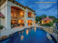 Jonestown Luxury Homes and Real Estate | World Class Lakefront Living