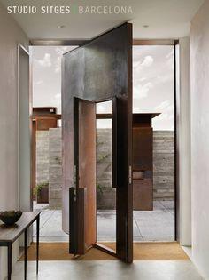 Studio Sitges, Spain. Olsen Kundig Architects
