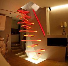 Best home design diy cool ideas stairs 50 ideas French Interior, Home Interior Design, Interior Architecture, Interior Decorating, Architecture Images, Stairs Architecture, Amazing Architecture, Nachhaltiges Design, Creative Design