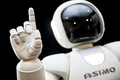 Video: New Honda Asimo Robot Launched In Europe