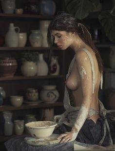 a place of beautyfull nudes. — myalaparisienne:   ©David dubnitskiy