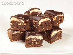 Brownies cappuccino