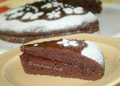 torta al cioccolato senza burro e uova (ricetta dolce light)