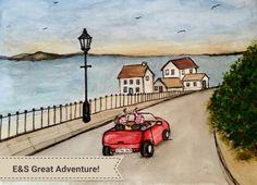 Ethel & Sue's Great Adventure by Sarah Hudson-Duncan