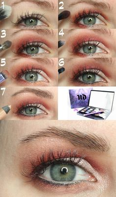 Urban Decay XX Vice Ltd Reloaded Tutorial, great for hooded eyes!
