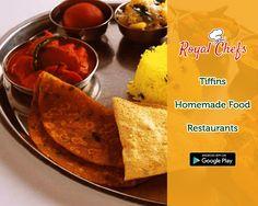 Hurry..Upload Your Menu On @ Royal Chefs  Same Platform For Tiffin, Home Chefs And Restaurants #LaxmiNagar #VasantKunj #Rohini  Download The App Now https://goo.gl7zgs0I
