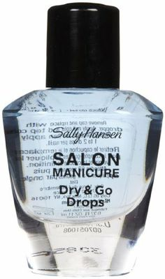 Sally Hansen Salon Manicure Dry & Go Drops...one of my favorite products