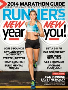 January 2014 - New Year. New You. plus the 2014 Marathon Guide