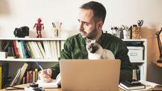 Pets at the Office are the Cat's Meow for Employee Morale